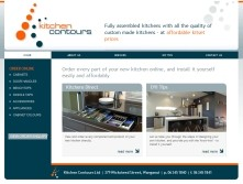 Kitchen Contours - Kitset Kitchens Website